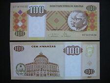 ANGOLA  100 Kwanzas 2011  (P147c)  UNC