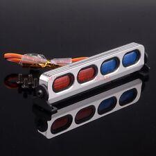 MODEL RC Multi Function Ultra LED Light Bar 5 Modes 1/10 1/8 D90 SXC10 4WD 508RB
