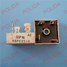 10PCS BRIDGE RECTIFIER SEP/MIC KBPC-4 ( DIP-4 ) KBPC3510