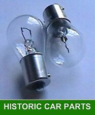 BRAKE SIDE BULBS x 2 12 volt 21/5w REAR SIDE STOP bulb