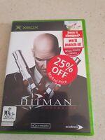 Hitman: Contracts Xbox Original PAL