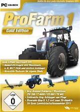 Pro Farm 1 Gold Addon für Landwirtschafts-Simulator 2011 BRANDNEU