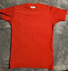 Under Armour compression shirt - red - Men's XL