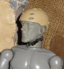 "1/6 - 12"" scale Modern US Special Forces Pro-Tec Tactical Helmet TAN loose"