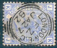 Großbritannien Lot 4 Marken Mi.- Nr.58o,28o,57o,59o, Michel 128€ pracht