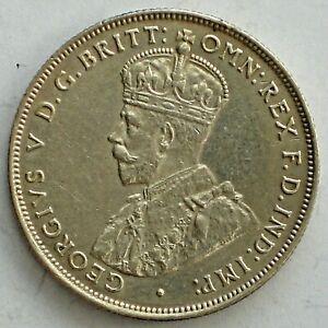 1928 Australia Florin coin (UNC)
