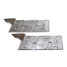 gs29118 - Par BSA Aceite En Marco A65/A70 METAL CON ALAS DEPÓSITO pines