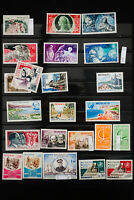 Monaco Mint Stamp Collection