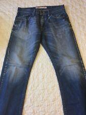Bench Global Men's Denim Jeans 32 x 31 KjaX