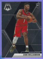 2019-20 Panini Mosaic Zion Williamson Variation RC #209 Rookie Pelicans