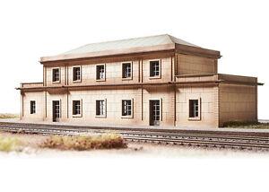 TRIX Minitrix 66330 Spur N Bausatz Gare Auvers sur Oise  #NEU in OVP#