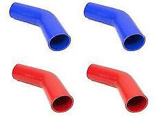 curva in silicone 45 gradi  manicotto 45° raccordo 4 strati da 25mm a 100mm