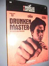 DVD N°6 BRUCE LEE E IL GRANDE CINEMA DELLE ARTI MARZIALI DRUNKEN MASTER