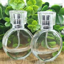 20ml Mini Glass Perfume Spray Travel Cosmetic Empty Bottle Atomizer Container