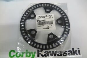 KAWASAKI ZX10RR 17-20 FRONT WHEEL SPEED TRACTION RING