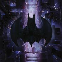 BATMAN - Original Motion Picture Score LP Black/Purple Vinyl Mondo OST Elfman