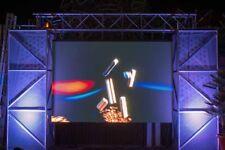 LED Video Wand P4 LED Wall Veranstaltung Werbung zum Mieten pro Tag Outdoor