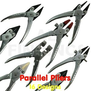 PARALLEL ACTION PLIERS Jewellery beading design tool 16 designs