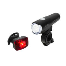 BV Super Bright 800 Lumens USB Rechargeable Bike Headlights Set L-CHROMIUM1000
