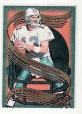 AUCTION DAN MARINO MIAMI DOLPHINS 1997 PHILADELPHIA MILESTONES #13 CHEAP