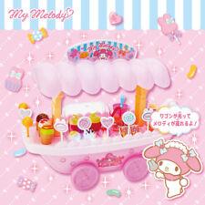Sanrio My Melody Sweets shop wagon music Kawaii cute Japan New Free shipping