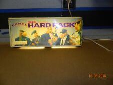 Joe Camel cigarettes The Hard Pack Lighted Sign 1991 TESTED Bar Blues Band