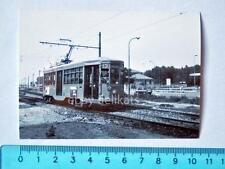 Vecchia foto TRAM TRAMWAY Milano vettura 1565 linea 15