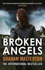 Broken Angels (Katie Maguire),Graham Masterton- 9781781852187