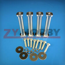 1× Engine Aluminum column 55A18 with screw for DLE55/55RA/61 fixed wing aircraft