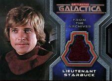 BATTLESTAR GALACTICA - COLONIAL WARRIORS - DIRK BENEDICT AS LT. STARBUCK - CC2