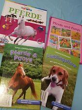 4 Tolle Bücher Pferde Ponys Und Lieblingstiere