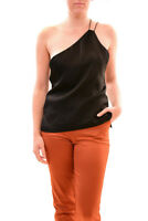 Finders Keepers Women's Authentic More Time Top Black Size S RRP $110 BCF710