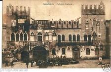 sl 101 1930 CAPODISTRIA KOPER(Slovenia) Palazzo Pretorio - viagg - FP Ed.Tommasi