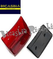 7918 - GEMMA FANALE POSTERIORE NERO CON TETTUCCIO NERO VESPA 50 SPECIAL