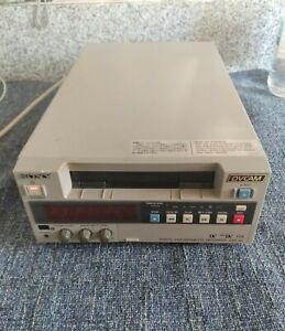 Sony DSR-20 DVCAM / DV / MiniDV VTR Player/Recorder - From US G210
