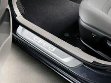 Original KIA Ceed JD ab 2012 Aluminium Einstiegsleisten A2450ADE00 NEU