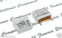 10 Condensateurs Plastiques 0.068µF 68nF 275Vac MKT X2
