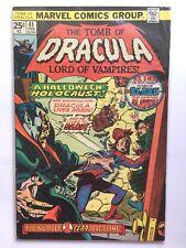 TOMB of DRACULA #41 FN 6.0 MARVEL COMICS Bronze BLADE 1970s Colan Wolfman