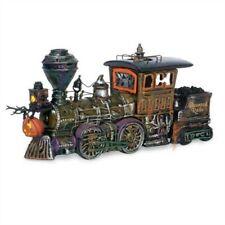 Dept 56 Sv Halloween Haunted Rails Engine & Coal Car #800001 Brand New