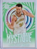🔥2019-20 Panini Illusions Stephen Curry MYSTIQUE ACETATE #9 🔥