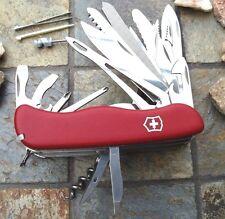 Victorinox WORKCHAMP XL Original Swiss Army Knife 53771 NEW! Authorized Dealer