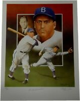 Billy Herman 18x24 Hand Signed Poster Print Photo Chicago Cubs COA