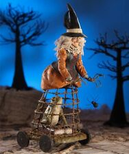 "Bethany Lowe Designs Halloween ""Hocus Pocus Witch"" 'TD6023"