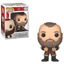 Pop WWE 48 Braun Strowman Funko Figure 48235