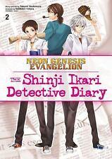 Neon Genesis Evangelion: The Shinji Ikari Detective Diary Volume 2-ExLibrary