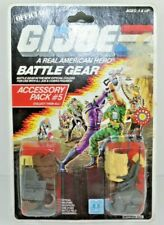 "GI Joe ARAH Battle Gear Accessory Pack #5 1987 3.75"" MOC Sealed Complete"