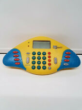 Math Shark Educational Insights EI 8490 Handheld Electronic Toy tested
