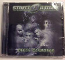 "STREET MILITARY ""STEEL GANSTAZ"""