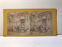 Palais Da L Elysee Parigi Foto Hippolyte Jouvin Stereo Vintage Albumina