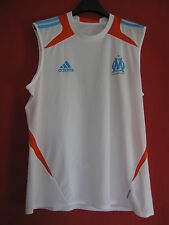 Olympic de Marseille jersey Adidas Training sleeveless Formotion OM - 6